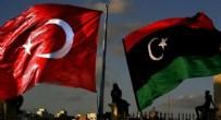 BIRLEŞIK ARAP EMIRLIKLERI - Libya'dan flaş Türkiye açıklaması!