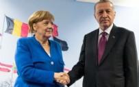 ANGELA MERKEL - Merkel'den flaş Türkiye açıklaması! AB anlaşmasını görüşmek istiyoruz