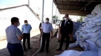 Sarıgöl'de TARİŞ Depolarına Korona Denetimi
