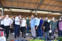 Uluslararası Gazeteciler Sındırgı'yı Ziyaret Etti