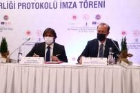 Adalet Bakanlığı İle PTT Arasında 'Adli Tebligat İşbirliği Protokolü' İmzalandı
