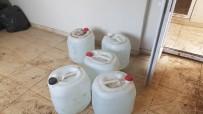 Adana'da Bin 400 Litre Sahte İçki Ele Geçirildi