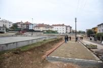 Akhisar'da Naim Süleymanoğlu Parkı Yükseliyor