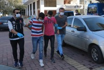 Alanya'da Uyuşturucu Operasyonu Açıklaması 4 Gözaltı