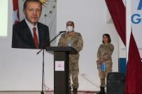 Ardahan'da Güvenlik Korucularına Yönelik Hizmet İçi Eğitim Semineri Düzenlendi