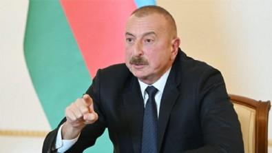 Azerbaycan Cumhurbaşkanı İlham Aliyev'den flaş açıklamalar!