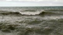Batı Karadeniz'de Poyraz Etkili Oluyor