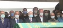 MUHARREM İNCE - Bekir Coşkun'un cenazesinde yan yana saf tutan Kemal Kılıçdaroğlu ve Muharrem İnce birbirleriyle konuşmadı