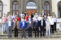 Diyarbakır Sanayi Mektebinde Eğitim Programını Tamamlayan Katılımcılara Sertifikaları Verildi