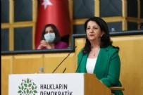 DEVLET BAHÇELİ - HDP'den TTB Başkanı Şebnem Korur Fincancı'ya destek mesajı