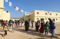 İdlib'e 200 Briket Evlik Yaşam Merkezi Kuruldu