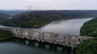 İstanbul'a içme suyu sağlayan barajlar alarm vermeye başladı! Son 10 yılın en düşük ikinci seviyesi.