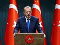 Kabine Başkan Recep Tayyip Erdoğan'ın liderliğinde toplandı: İşte masadaki kritik konular