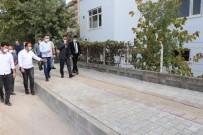 Kayapınar Belediyesi Parke Taşı Hamlesi Başlattı
