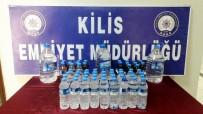 Kilis'te Kaçak İçki Ele Geçirildi