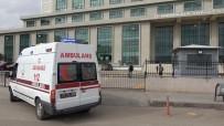 Kırıkkale'de Koca Dehşeti Açıklaması Boşanma Davasının Olduğu Gün Eşini Bıçakladı