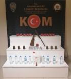 Kırşehir'de Sahte İçki Operasyonu