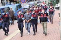 Kocaeli'de Düzenlenen PKK/YPG Operasyonunda Yakalanan 4 Kişi Tutuklandı
