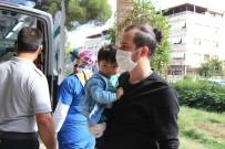 Kontrolden Çıkan Minibüs Takla Attı Açıklaması 5 Yaralı