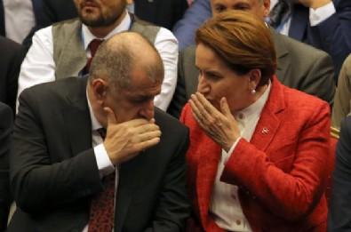 Meral Akşener'den Ümit Özdağ'a çok sert tepki: Bunu söyleyen yalancıdır...