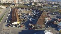 Sivas'ın Sebze Hali Modernleşiyor