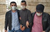 Taksiciyi Gasp Eden Zanlı Tutuklandı