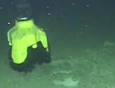 Türkiye Petrolleri'nden tarihi paylaşım! İşte Tuna-1 Kuyusu'ndan görüntüler...