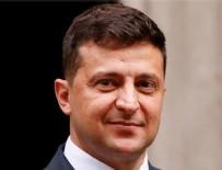 UKRAYNA - Ukrayna Devlet Başkanı'ndan Türkiye açıklaması!