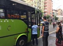 Yenişehir'de Korona Virüs Denetimleri Sürüyor
