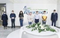 YKS'de Dereceye Giren Öğrencileri Ödüllendirildi