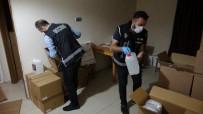 Adana'da Bin 305 Litre Etil Alkol Ele Geçirildi