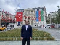 Beyoğlu Belediyesi'nden Azerbaycan'a Bayraklı Destek