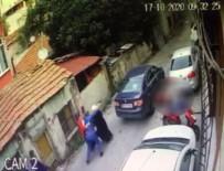 Beyoğlu'ndaki Pompalı Dehşetinin Güvenlik Kamerası Görüntüsü Ortaya Çıktı