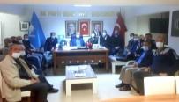 Erdek AK Parti'de Görev Dağılımı Yapıldı