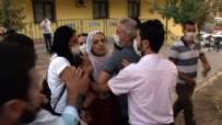 AK PARTI - Evlat nöbeti tutan annelerden HDP'li Tosun'a tepki: Suçlarını bildikleri için saldırıyorlar