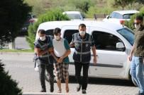 Genç Kızı Takip Edip Taciz Eden Zanlı Tutuklandı