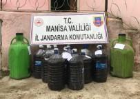 Manisa'da 20 Ton Sahte İçki Ele Geçirildi