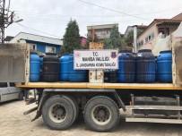 Manisa'da Sahte İçki Operasyonu Açıklaması 20 Ton Şarap Ele Geçirildi