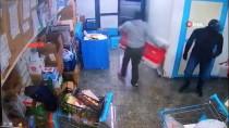 Marketten Soygun Gerçekleştiren Maskeli Şüphelilerden Biri Yakalandı