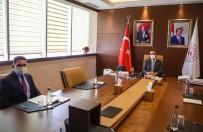 Milletvekili Çelebi, Bakan Kasapoğlu'nu Ziyaret Etti, Ağrı'ya Yatırım İstedi