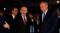 MUHARREM İNCE - CHP'de İnce'ye sansür tartışması büyüyor!