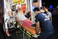 Kocası Tarafından Darp Edilen Kadın Hastanelik Oldu