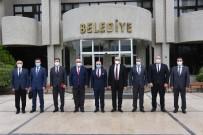 Salihli OSB İle Manisa CBÜ Arasında Ar-Ge İşbirliği Başladı