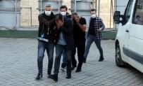5 Kilo 395 Gram Esrarla Yakalanan 2 Kişi Gözaltına Alındı