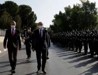 İNGILTERE - Ersin Tatar görevi devraldı!