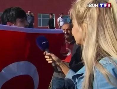 Fransız Televizyonu tarafsız Karabağ haberini kaldırdı!