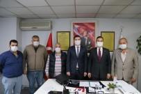 Oda Başkanlarından Edremit Belediyesi'ne Teşekkür