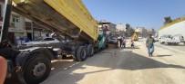 Şanlıurfa'da Üst Ve Alt Yapı Çalışmaları Sürüyor