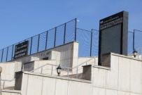 AKM'ye Tel Örgülü İntihar Önlemi