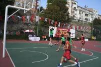 Fatih'te 7'İnci Sokak Basketbol Turnuvası Başladı